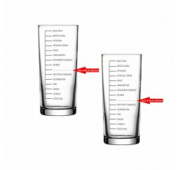 Keyif Rakı Bardağı