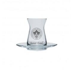 Fenerbahçe İnce Belli Çay Bardağı