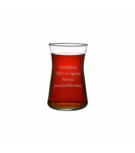 Kişiye Özel Çay Bardağı