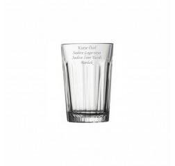 Kafe,Lokanta ve Barlara Özel Logolu Su Bardağı