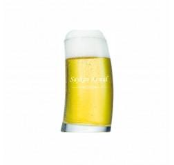 İsim Yazılı Kişiye Özel Bira Bardağı