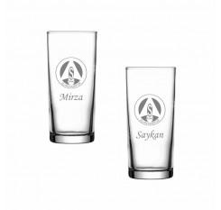 Alanyaspor Rakı Bardağı