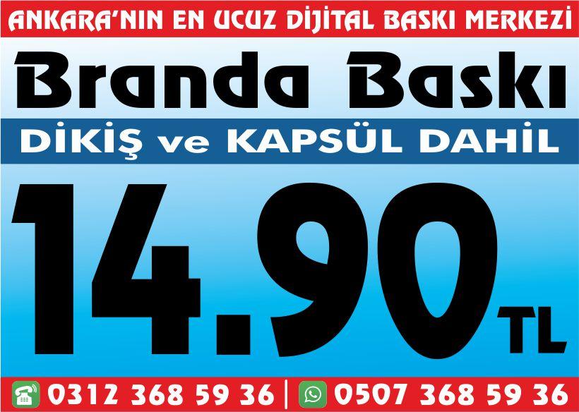 Branda Baskı ve Yelken Bayrak Fiyatları
