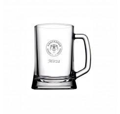 Konyaspor Logolu Viking Bira Bardağı